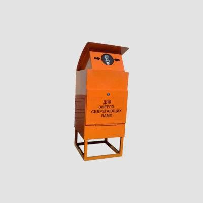 Контейнер для энергосберегающих ламп 1-ЭЛ-1