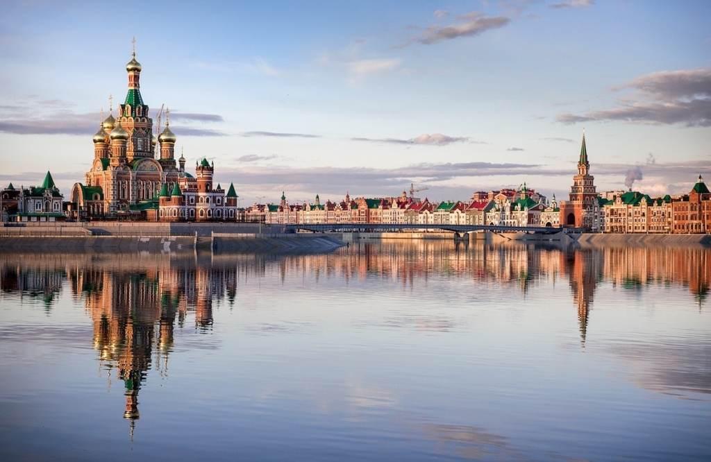Топ 10 экологически чистых городов России