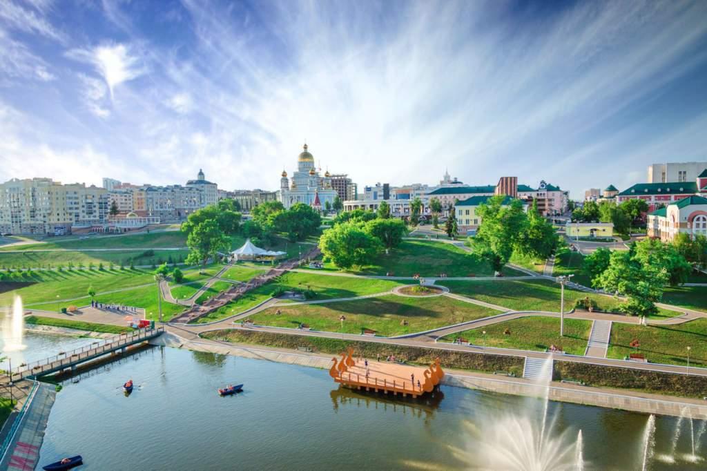 Самые Экологически чистые города России. Часть 3
