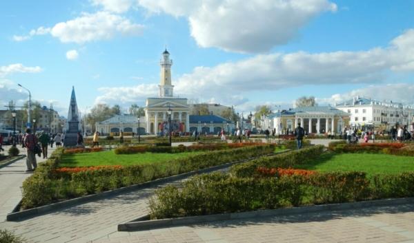 Самые экологически чистые города России Кострома