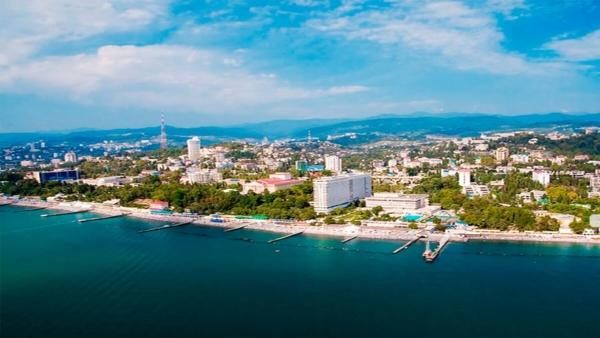 Самые экологически чистые города России Сочи