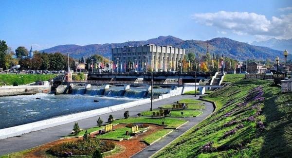 Самые чистые города России - Владикавказ